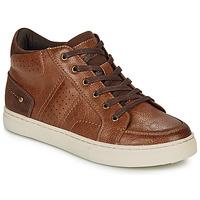 Scarpe Bambino Sneakers alte André FABOU Marrone