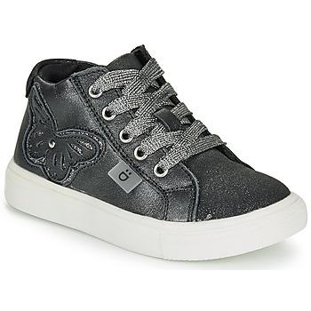 Scarpe Bambina Sneakers alte André MARIPOSA Grigio