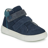 Scarpe Bambino Sneakers alte André UBUD Marine