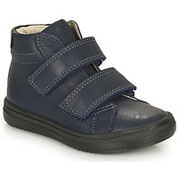 Scarpe Bambino Sneakers alte André EDGAR Marine