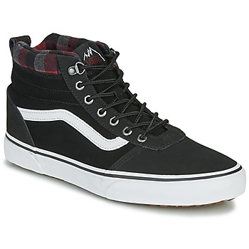 Scarpe Uomo Sneakers alte Vans WARD NR MON Nero