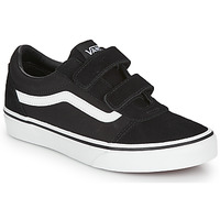 Scarpe Unisex bambino Sneakers basse Vans WARD Nero