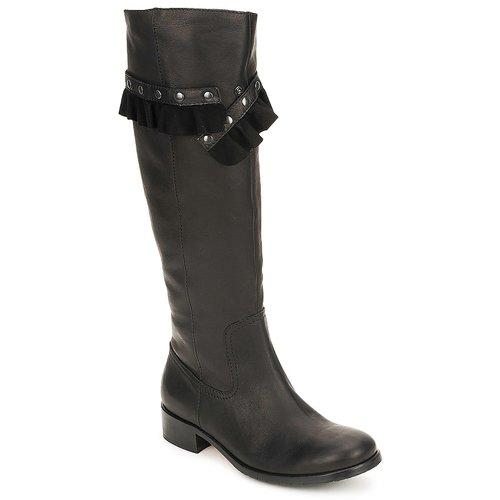 Moschino Cheap & CHIC CA2601 Nero  Scarpe Stivali Donna 426