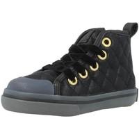 Scarpe Bambina Sneakers alte Gioseppo OBI Nero