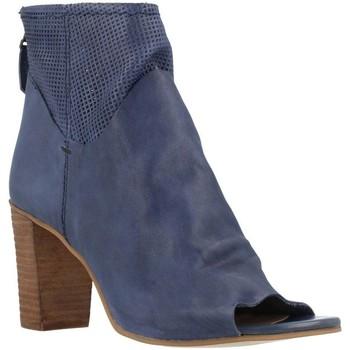 Scarpe Donna Stivaletti Elvio Zanon B2511X Blu