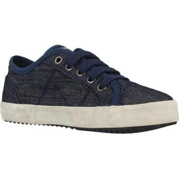 Scarpe Bambino Sneakers basse Geox J ALONISSO BOY Blu