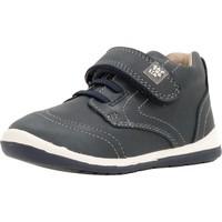 Scarpe Bambino Sneakers alte Garvalin 171317 Blu