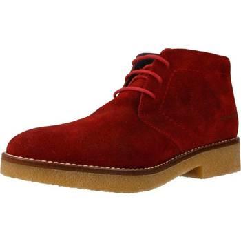 Scarpe Donna Stivaletti Xicc Shoes EX212 Rosso