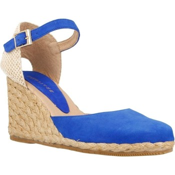 Scarpe Donna Espadrillas Equitare JONES12 Blu