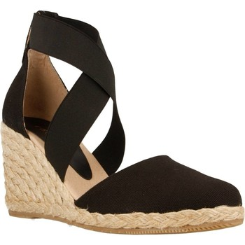 Scarpe Donna Espadrillas Equitare JONES03 Nero
