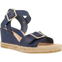 Scarpe Donna Espadrillas Equitare JONES18 Blu