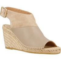 Scarpe Donna Espadrillas Equitare JONES26 Marrone