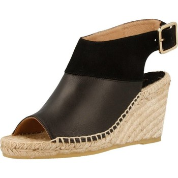 Scarpe Donna Espadrillas Equitare JONES26 Nero