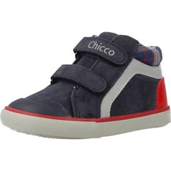 Scarpe Bambino Sneakers alte Chicco GAYER Blu