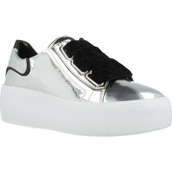 Scarpe Donna Sneakers basse Just Another Copy JACPOP001 Argento