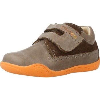 Scarpe Bambino Sneakers basse Chicco GRIMAL Marrone