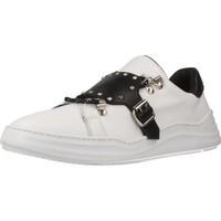Scarpe Donna Sneakers basse Albano 8141AL Bianco