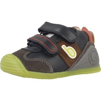 Scarpe Bambino Sneakers alte Biomecanics 181155 Blu