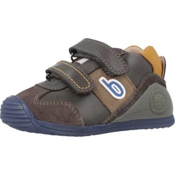 Scarpe Bambino Sneakers alte Biomecanics 181155 Grigio