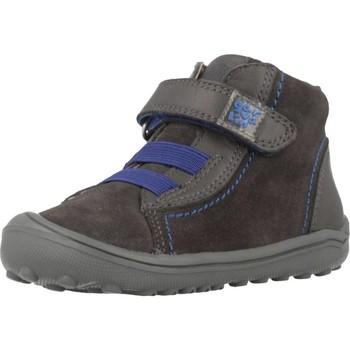 Scarpe Bambino Sneakers alte Garvalin 181304 Grigio
