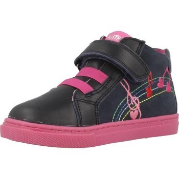 Scarpe Bambina Sneakers alte Agatha Ruiz de la Prada 181916 Blu