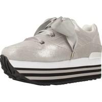 Scarpe Donna Sneakers basse Apepazza 83013 Argento