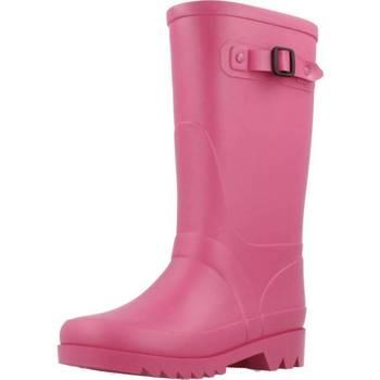 Scarpe Bambina Stivali da pioggia Igor W10115 Rosa