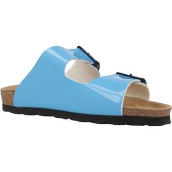 Scarpe Donna Ciabatte Antonio Miro 316603 Blu