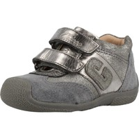 Scarpe Bambina Sneakers alte Chicco GHIRLANDA Grigio
