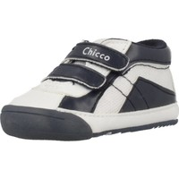 Scarpe Bambina Sneakers alte Chicco NEMIX Blu