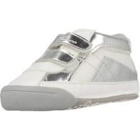 Scarpe Bambina Sneakers alte Chicco NEMIX Bianco