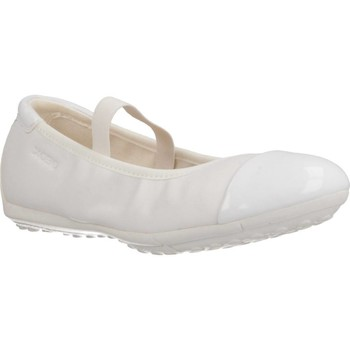 GEOX Ballerine bianco Consegna gratuita | Spartoo.it
