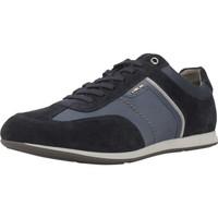 Scarpe Uomo Sneakers basse Geox U CLEMET Blu