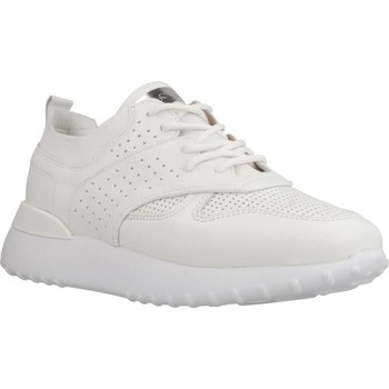 Scarpe Donna Sneakers basse Alpe 4064 02 Bianco