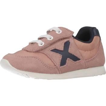 Scarpe Bambina Sneakers basse Munich Fashion 1700019 Rosa