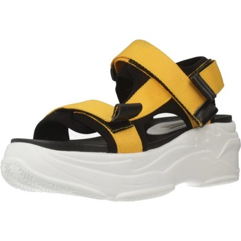 Scarpe Donna Sandali Movie's F11 01 Giallo