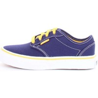 Scarpe Sneakers basse Vans vn0znrfp7-atwood Blu/giallo