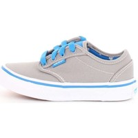 Scarpe Unisex bambino Sneakers basse Vans vn0znrfp8-atwood Mid-grey-blu