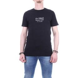 Abbigliamento Uomo T-shirt maniche corte Globe GB01710006-HALF-CUT-TEE Nero