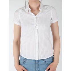 Abbigliamento Donna Camicie Wrangler Sammy W5021CA12 white