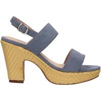 Scarpe Donna Sandali Maria Mare 67452 Azul