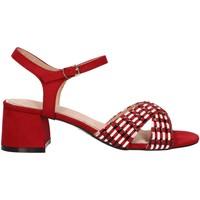 Scarpe Donna Sandali Maria Mare 67337 Rojo