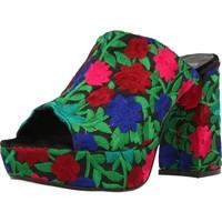 Scarpe Donna Ciabatte Lab 72477 Multicolore