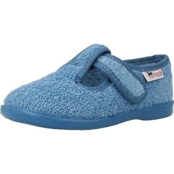 Scarpe Bambino Pantofole Vulladi 3112 052 Blu
