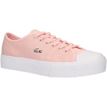 Scarpe Donna Sneakers basse Lacoste 37CFA0054 ZIANE Rosa