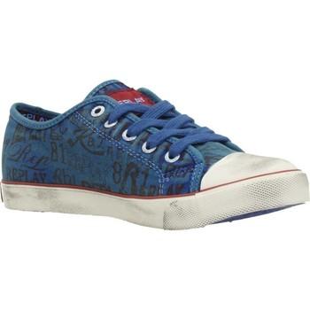 Scarpe Bambino Sneakers basse Replay JV080099T Blu