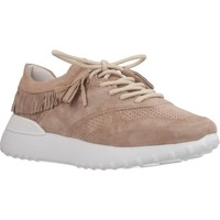 Scarpe Donna Sneakers basse Alpe 4063 11 Beige