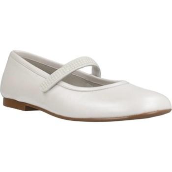 Scarpe Bambina Ballerine Landos 8236AE Bianco
