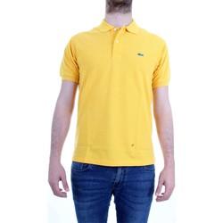Abbigliamento Uomo Polo maniche corte Lacoste L.12.64 Polo Uomo Giallo Giallo