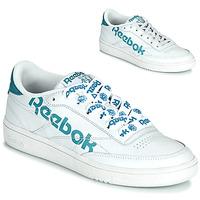 Scarpe Donna Sneakers basse Reebok Classic CLUB C 86 Bianco / Blu